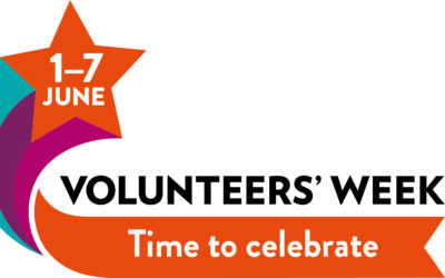 CELEBRATING VOLUNTEERS WEEK 1-7TH JUNE 2020