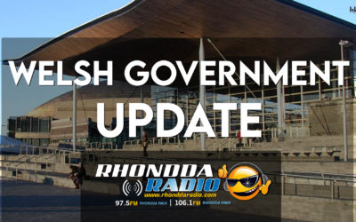 WELSH GOVERNMENT UPDATE.